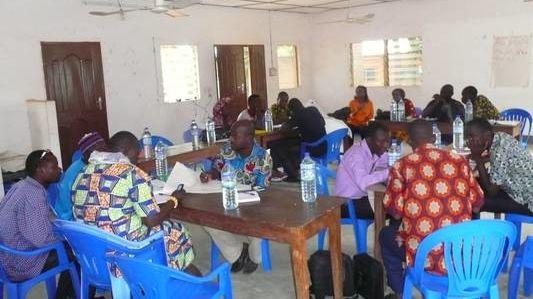 La vision sociopolitique et économique commune d'une nation est possible au Togo par le dialogue