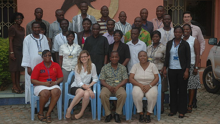 Increasing Effective Citizenship among Ghana's young generation