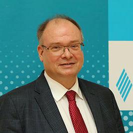 Regional Representative: Dr. Klaus Grütjen